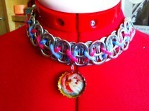 Soda Tab Necklaces With Bottle Cap Pendants