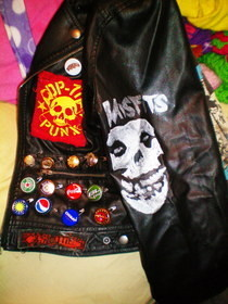 My Favorite Jacket &lt;3