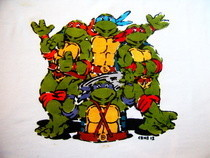 Ninja Turtles T Shirt