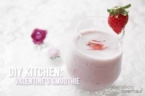 Valentines Smoothie