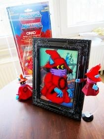 Pixelrama 9   Orko   Based On Sprite By Binho Rj