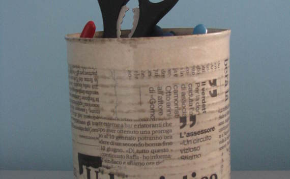 Newspaper Organizer