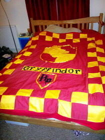 Gryffindor Quilt