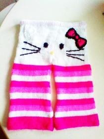 Hello Kitty Toddler Trousers
