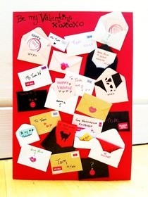 Little Letters Valentine's Card