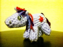 Mlp:Fim Crochet   Twilight Sparkle