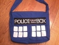 Tardis Bag 