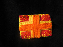 Union Jack Brooch