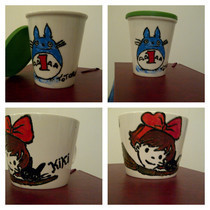 Personalize Your Tea / Coffee Cup 2