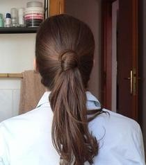 Chic Pony Tail