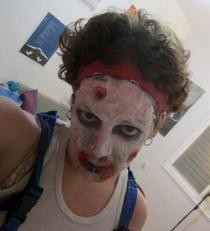 Zombie Makeup