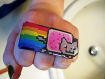 Nyan Cat Ring!!!