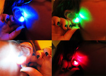 Led Light Up Earrings!?