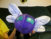 Parasprite Plushie!!!