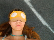 Psyduck Eye Mask