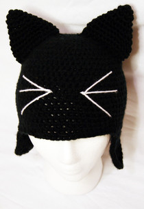 Kitty Cat Hat