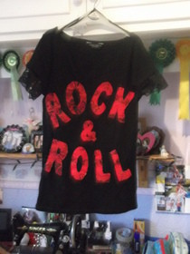 Rock And Roll T Shirt
