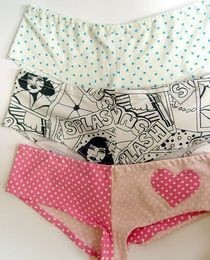 Make Your Own Cute Knickers