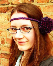 Pompom Headband