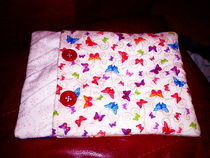 Patchwork Tablet Pouch