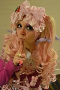 Sweet Lolita Pink Head Bow