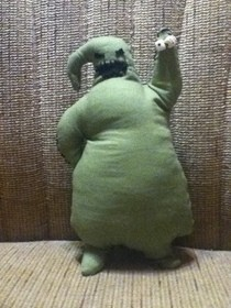 Oogie Boogie Man
