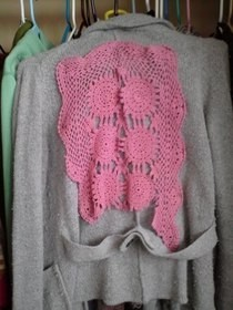 Turn Old Hoodies Or Sweaters Into Something New...