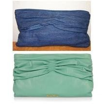 Miu Miu Inspired Clutch