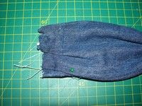 How to sew a bow clutch. Miu Miu Inspired Clutch - Step 4