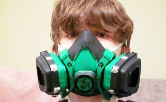 Toxic Rave Mask