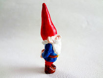 3 Dimensional Gnome Figurine