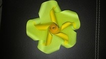 Origami Twist Flower