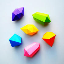 Paper Gems