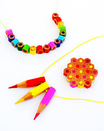 Pencil Crayon Jewelry