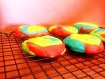Colour Cookies