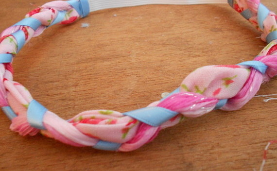 Plaited Headband