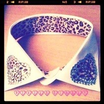 Audrey Kitching/Miu Miu Inspired Diy Collar!