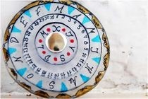 Necklace Circular Calendar