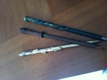 Harry Potter Pencil Wands