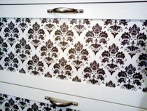 Ikea Dresser Gone Glam