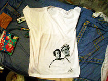 The Pretenders Handpainted Tee.