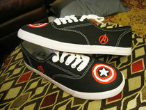 Captain America, Avengers Shoes