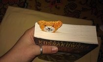 Tiger Bookmark