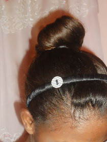 Diy Vintage Inspired Button Headband