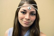 Third Eye Chain Headpiece