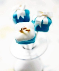 Ring Box Cake Pops