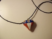 American At Heart Necklace