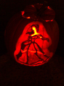 Disney Pumpkin Carvings