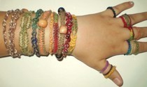 Hemp Jewelry :D