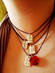 Think Positive Necklace!
